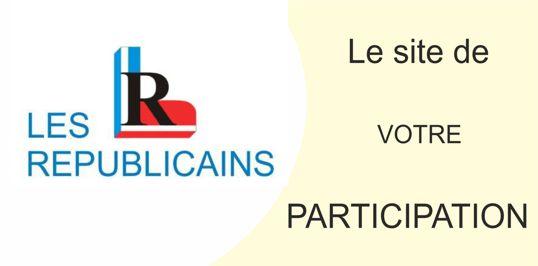 Le site de votre participation par LES REPUBLICAINS