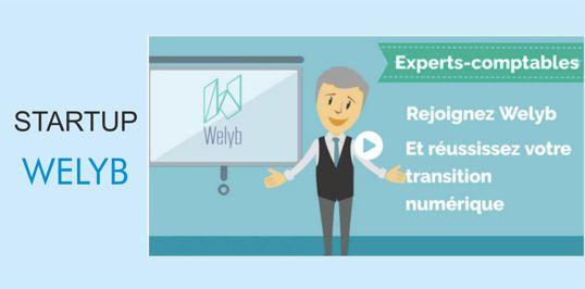 La startup WELYB par LES REPUBLICAINS