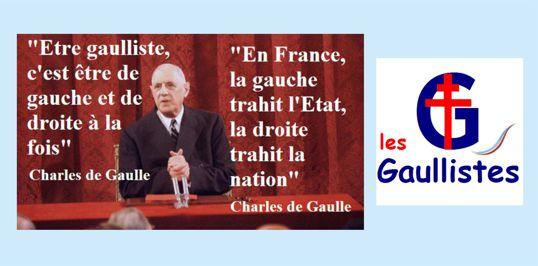 Les Gaullistes sociaux par LES REPUBLICAINS