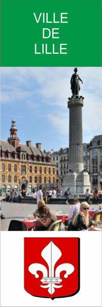 Ville de Lille par LES REPUBLICAINS