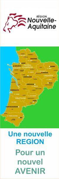 Région Nouvelle Aquitaine par LES REPUBLICAINS